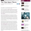 The Time-Space Theory - Slate