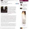 Why Now? - Slate Magazine