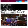 Attentat manque de Times Square pourquoi maintenant : Slate FRANCE