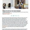 Tablet Magazine - 20190430 - Ending the Myth of the Poor Terrorist